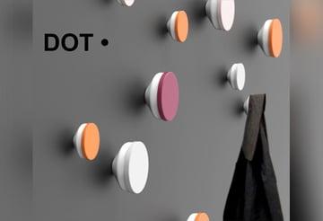 Image de Objets 3D utiles à imprimer en 3D: Dot.