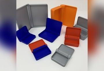 Image de Objets 3D utiles à imprimer en 3D: Boîtes paramétriques sans assemblage