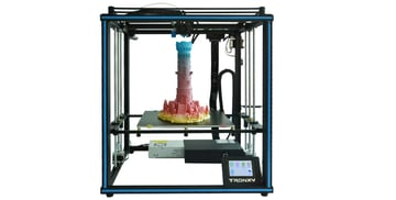 Image of Large 3D Printer (Large-Format / Large-Scale / Large-Volume): Tronxy X5SA