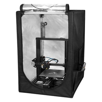 Image of Creality Ender 5 Upgrades and Mods: 3D Printer Enclosure