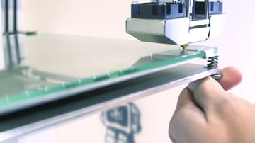 Make finishing your print job easier by planning even before you start printing.