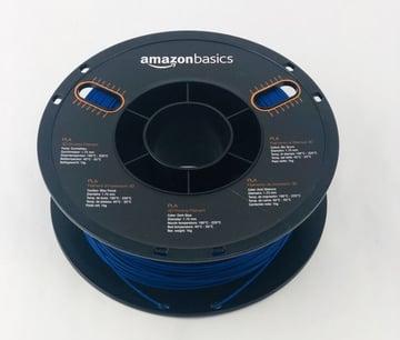 Image of Best PLA Filament: AmazonBasics Premium PLA