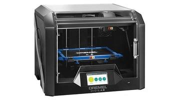 Imagem de Impressora 3D para iniciantes: Dremel Digilab 3D45 Idea Builder