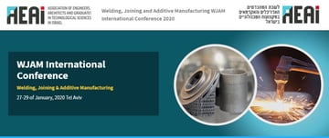 Image of 3D Printing / Additive Manufacturing Conference: Jan. 27-29, 2020 - WJAM International Conference