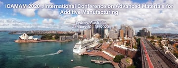 Image of 3D Printing / Additive Manufacturing Conference: Jan. 30-31, 2020 - ICAMAM 2020