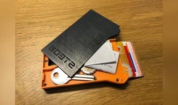 Image de Objets 3D utiles à imprimer en 3D: Portefeuille Smart Wallet