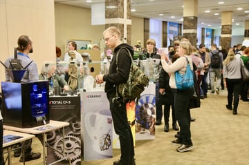 Image of 3D Printing / Additive Manufacturing Conference: Nov. 29-30, 2019 - 3Dtoday Fest
