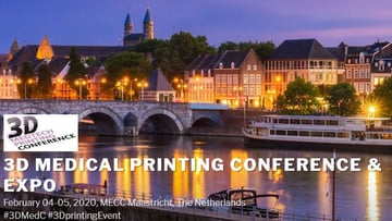Image of 3D Printing / Additive Manufacturing Conference: Feb. 4-5, 2020 - 3D Medical Printing Conference & Expo