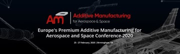 Image of 3D Printing / Additive Manufacturing Conference: Feb. 25-27, 2020 - Additive Manufacturing for Aerospace & Space