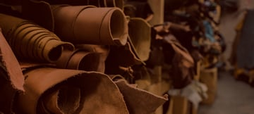 Leather has been used for a multitude of purposes throughout history.