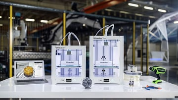 3D printing can be a lucrative business.