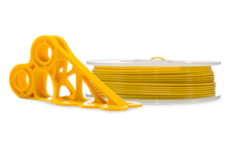 Ultimaker CPE comes in a variety of colors, including this warm yellow!
