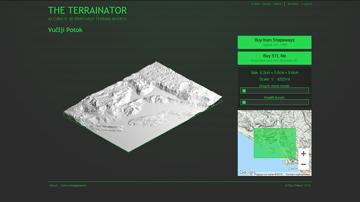 The Terrainator is a sleek but paid solution.
