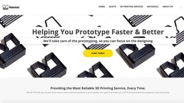 Makelab is a 3D printing service based in Brooklyn.