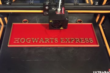 Changing filaments can lead to some awesome prints!