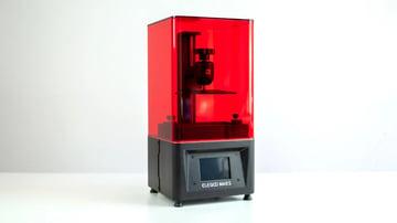 Imagen de Impresora 3D de resina/Impresora SLA: Elegoo Mars