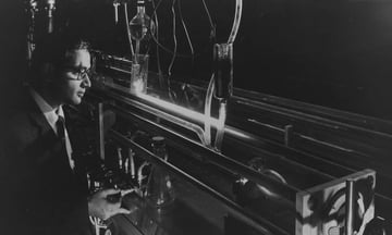 History of laser cutting: from MASERs to CO2 laser cutting.