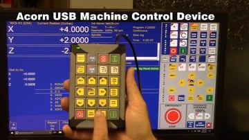 Acorn USB machine control device.