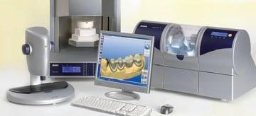 A CAD/CAM system.