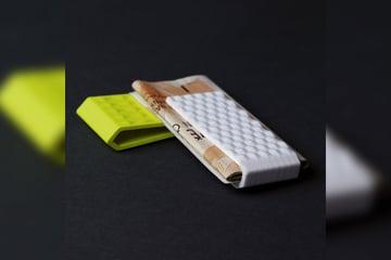 Image of Cool Things to 3D Print: Money Clip