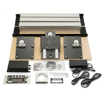 The Shapeoko 3 in kit form.