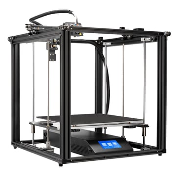 Image of Creality Ender 5 Plus 3D Printer – Review the Specs: Features