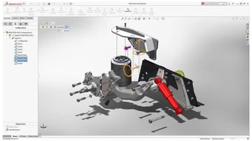 SolidWorks files are compatible with a number of viewers that are free to download online.