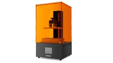 Imagen de Impresora 3D de resina/Impresora SLA: Longer Orange 30