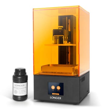 Image of Longer Orange 10 LCD Resin 3D Printer – Review the Specs: Features