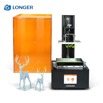 Image of Longer Orange 10 LCD Resin 3D Printer – Review the Specs: Technical Specifications