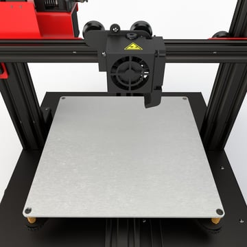 Image of Anet ET4 3D Printer: Review the Specs: Features