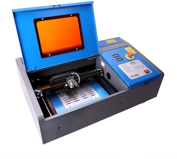 Image of Laser Cutter Buyer's Guide: Orion Motor Tech Laser Cutter 40W