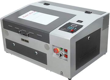 Imagem de Os Melhores cortadores a laser: TEN-HIGH 40W Laser Cutter