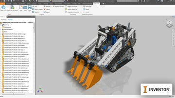 Easily manage all product-relevant data in Inventor using SAP ETCR.