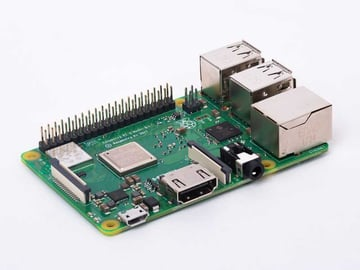 Raspberry Pi 3B+: waning, but great.