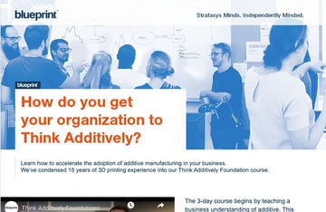 Image of 3D Printing Industry News Digest: Blueprint's Think Additively Platform Targets Adoption