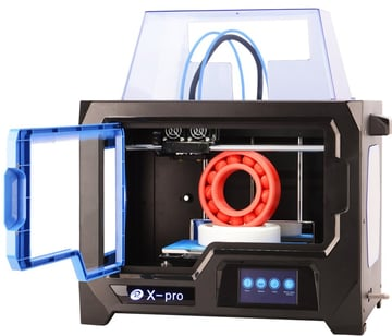Image of Qidi Tech X-Pro 3D Printer Review: Benchmarking Results