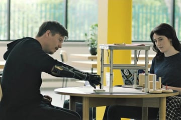 The Hero Arm, from Open Bionics.