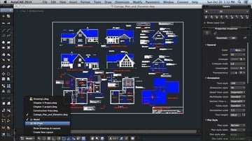 AutoCAD is available for both Mac OS and Windows.