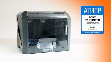 Image of Dremel DigiLab 3D45: Best 3D Printer for Schools