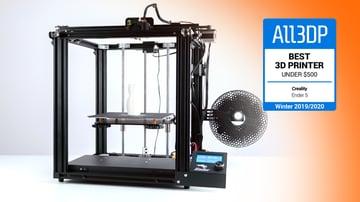 Image of Creality Ender 5: Best 3D Printer Under $500