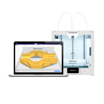 Cura is created and maintained by Ultimaker.