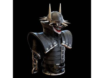 This model shows the Joker-like version of Batman from an alternate universe.
