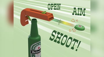 Image of Cool Things to 3D Print: Bottle Opener and Cap Gun