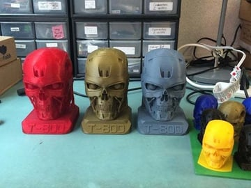 These models have an attractive base that prints relatively easily.