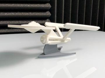 A humble interpretation of the classic ship