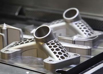 Image of: Method 2: Direct Metal Laser Sintering (DMLS)