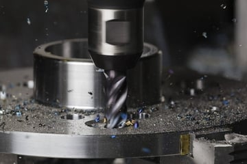 CNC milling can even be used for tough metals.