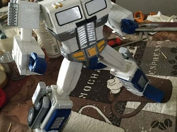 Slightly more fragile than an ordinary toy, but way, way cooler