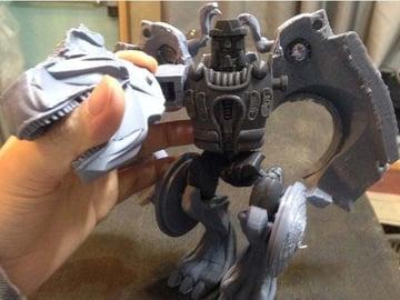 T-Rex Megatron as he appeared in Transformers: Beast Wars